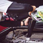 Verschiedene Arten von Motorölen